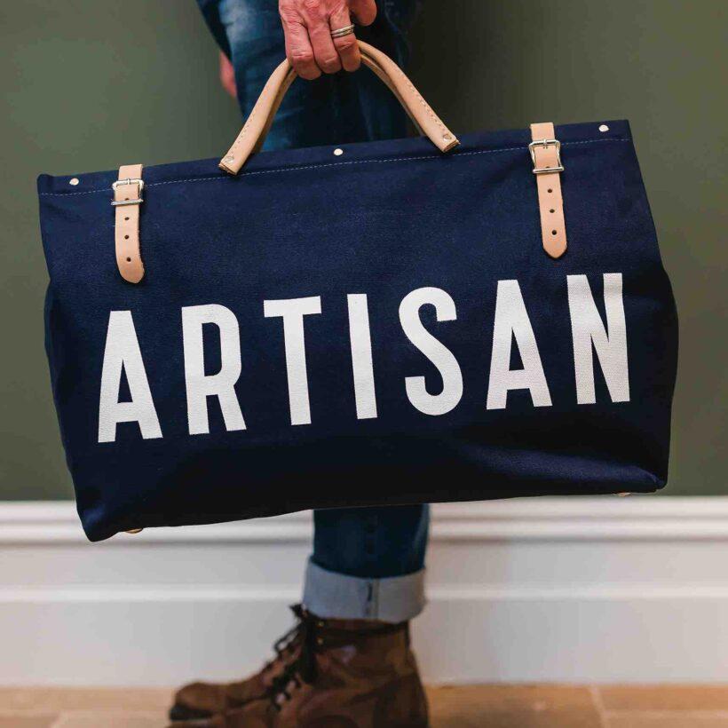 Artisan Canvas Bag