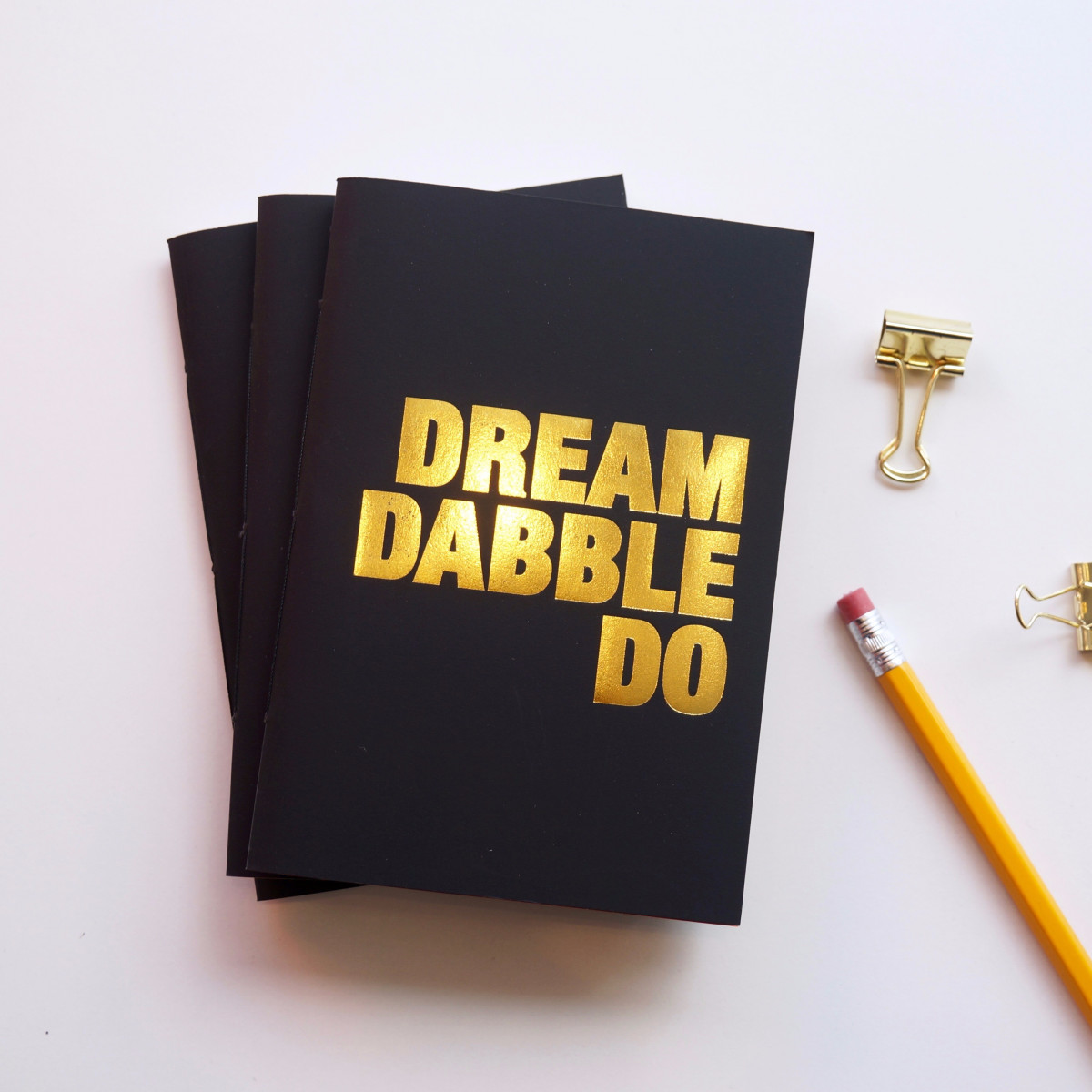dream dabble do notebook bookery