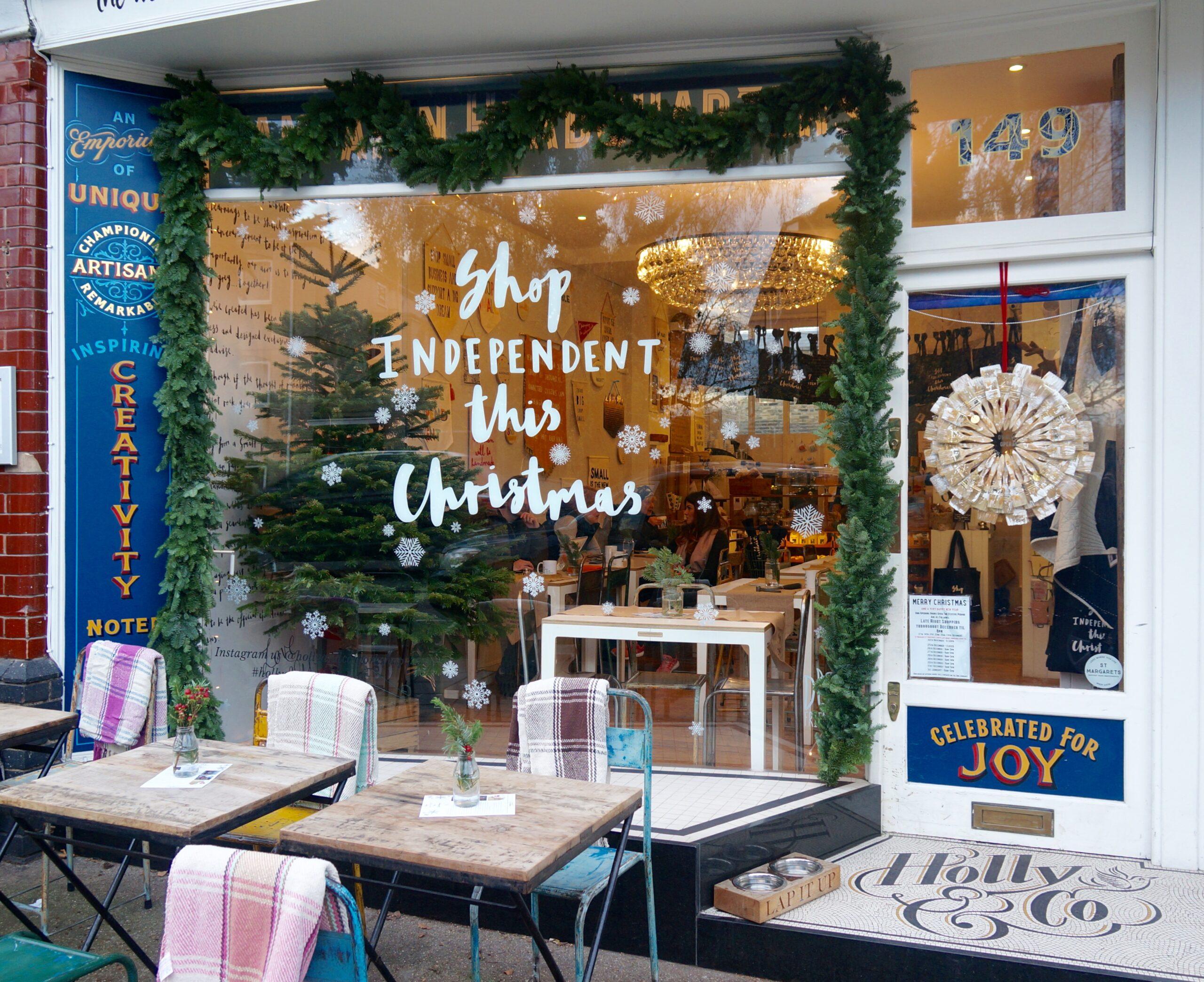 Shop Independent