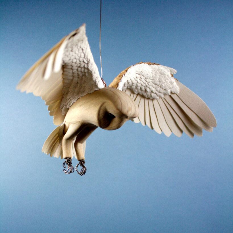 Paper Owl model