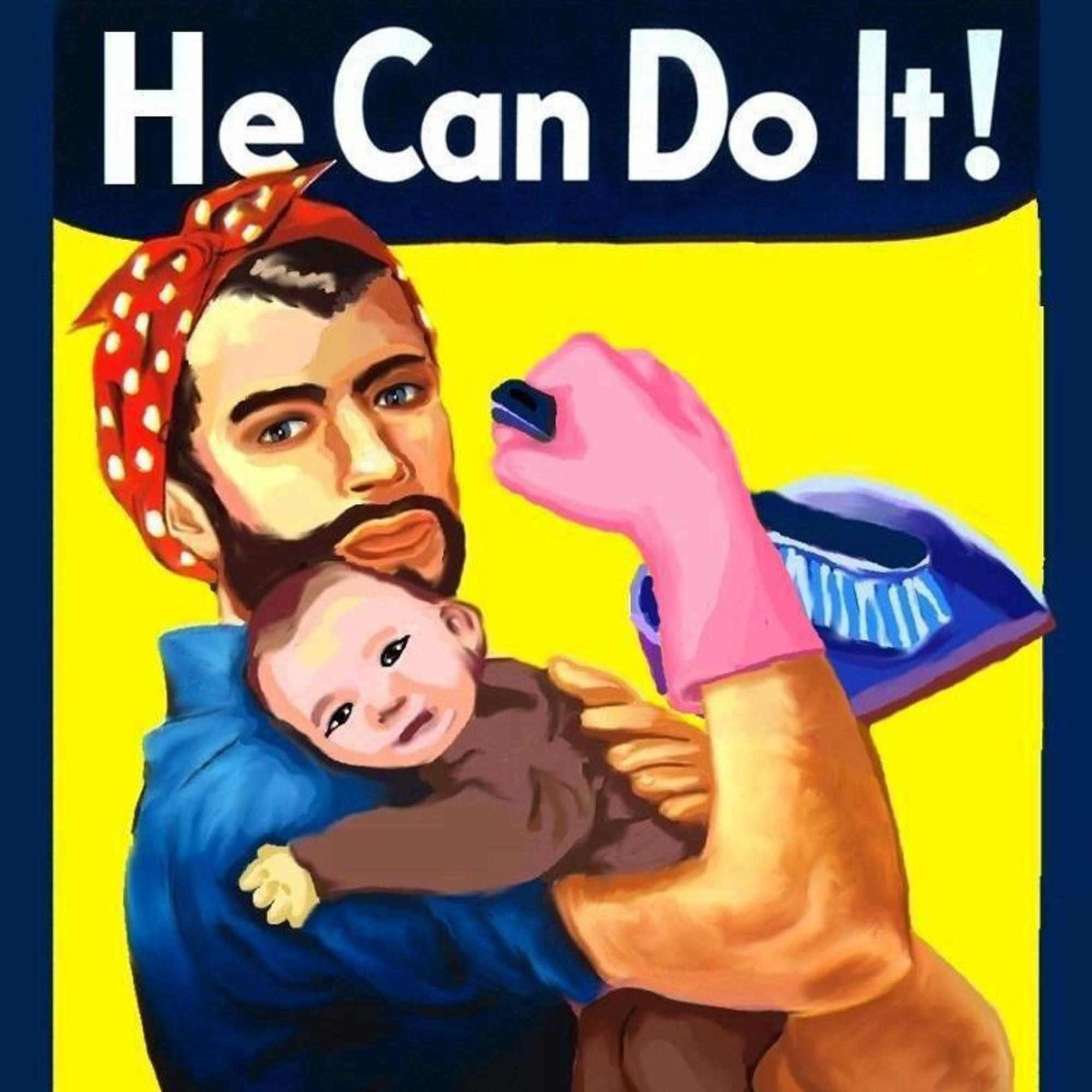 He can do it! Gender roles
