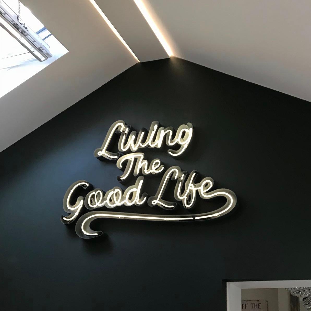 Living the good life goodwin