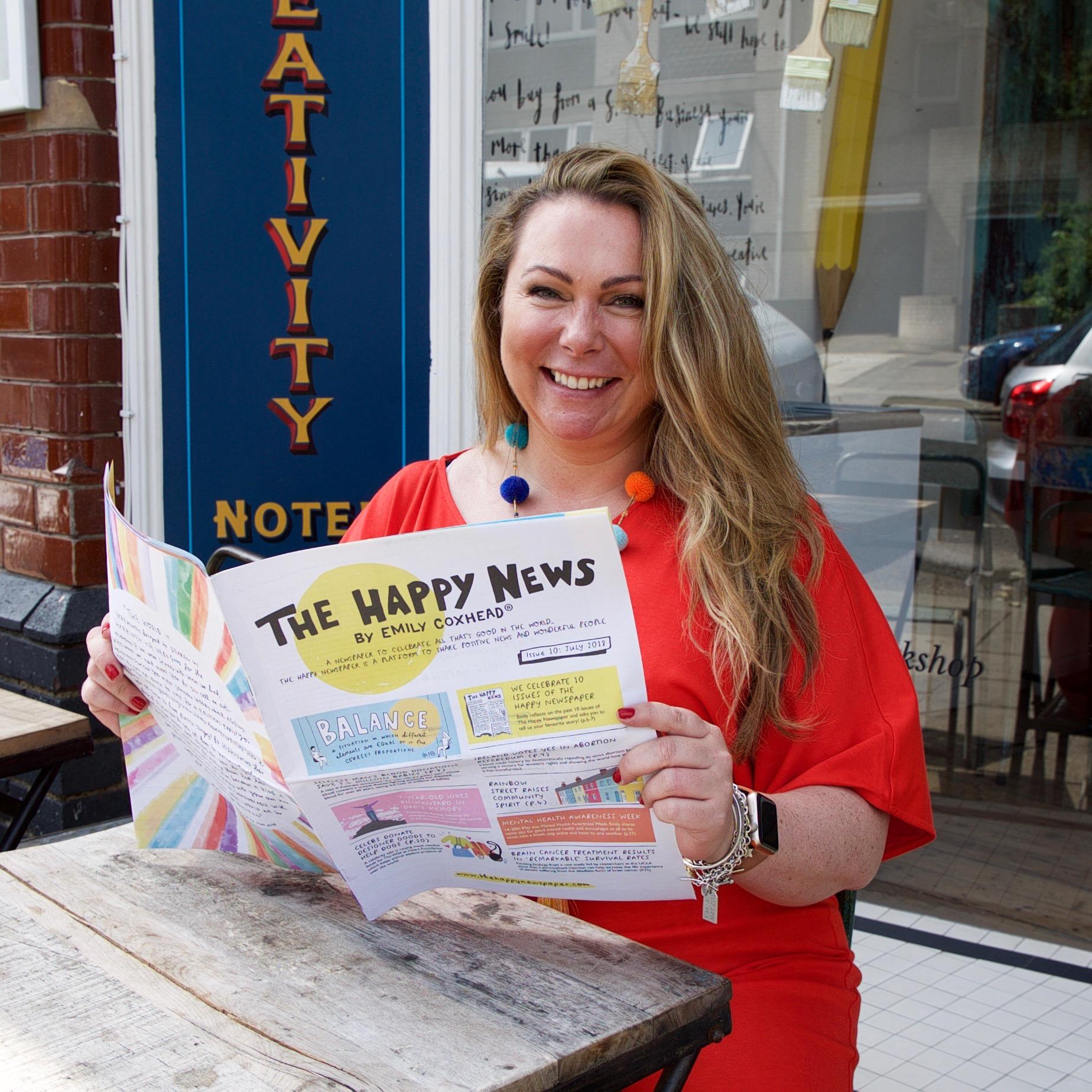 The Happy News Holly Tucker