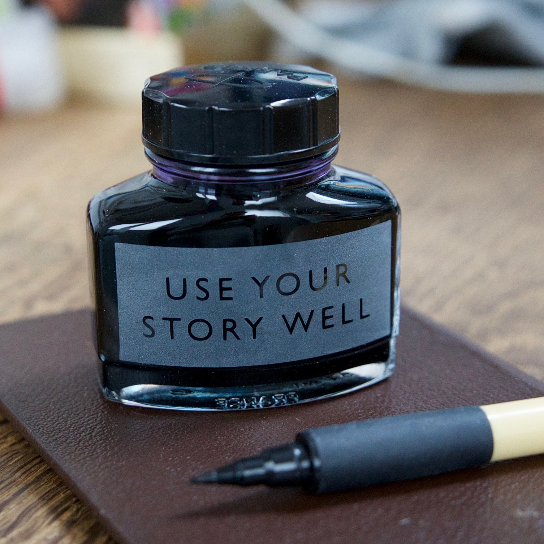 use your story well