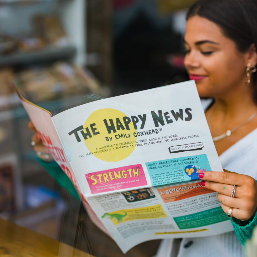 The Happy Newspaper Sept