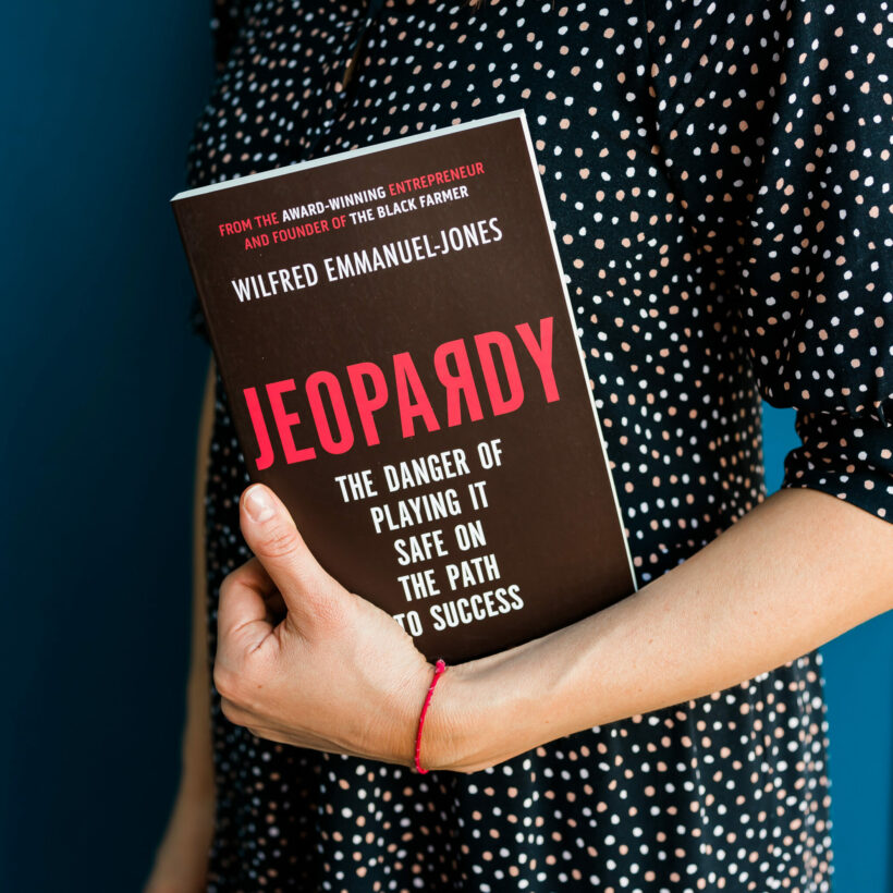 Jeopardy - Book