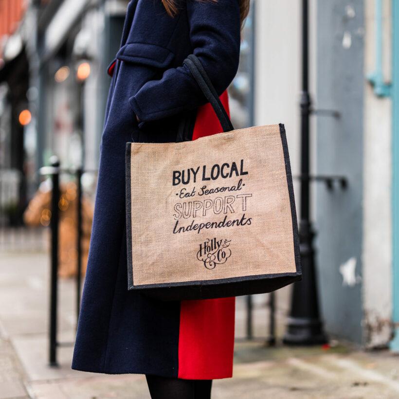 Buy Local Shopping bag