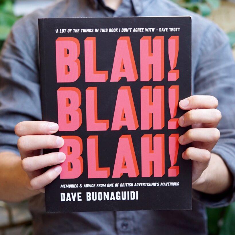 Dave Buonaguidi Blah! Blah! Blah!