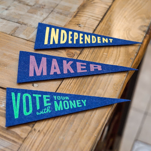 Campaign Pennant Flags