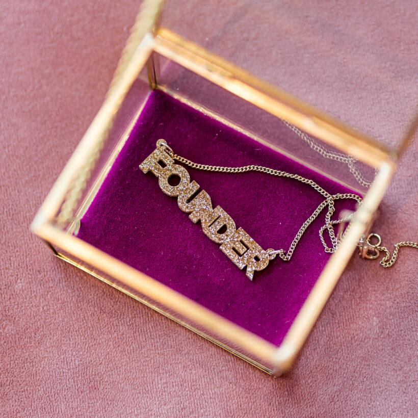 Tatty Devine - Founder Necklace