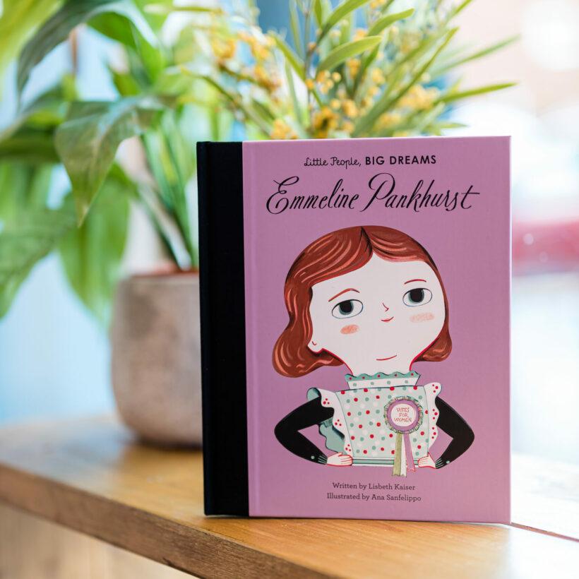Little People, Big Dreams: Emmeline Pankhurst Book