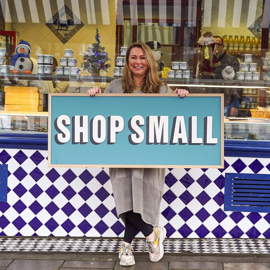 Why we should all continue to shop small long after this