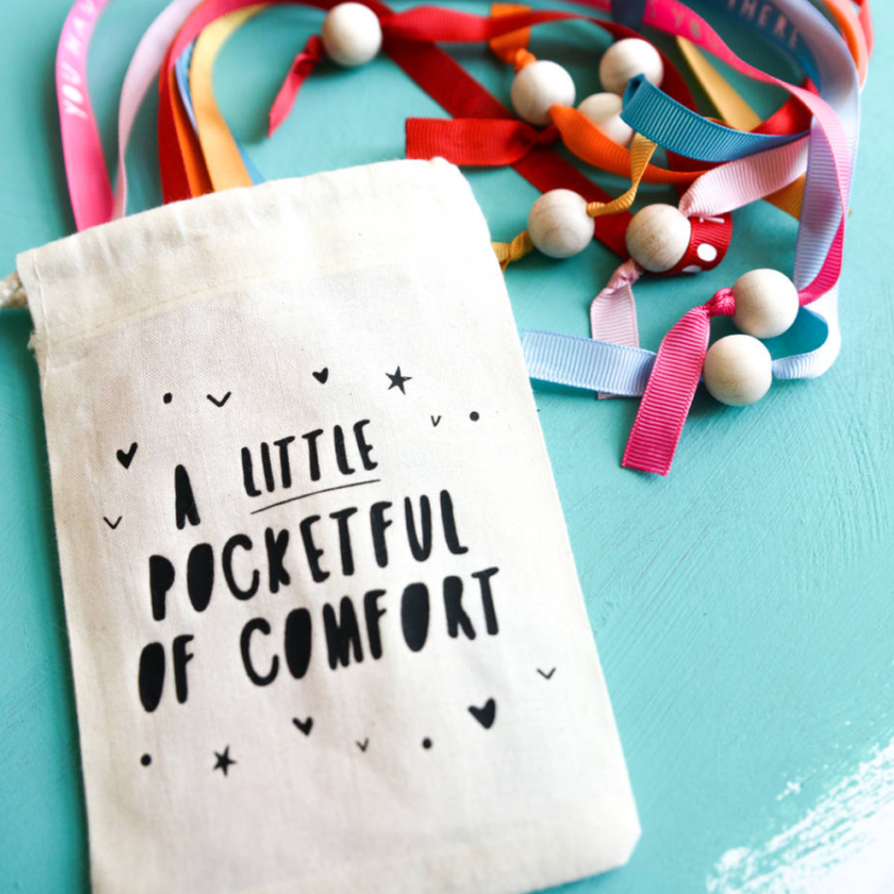 A Little Pocketful of Comfort - By Bread & Jam