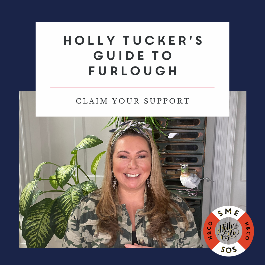 Holly Tucker's Guide to Furlough