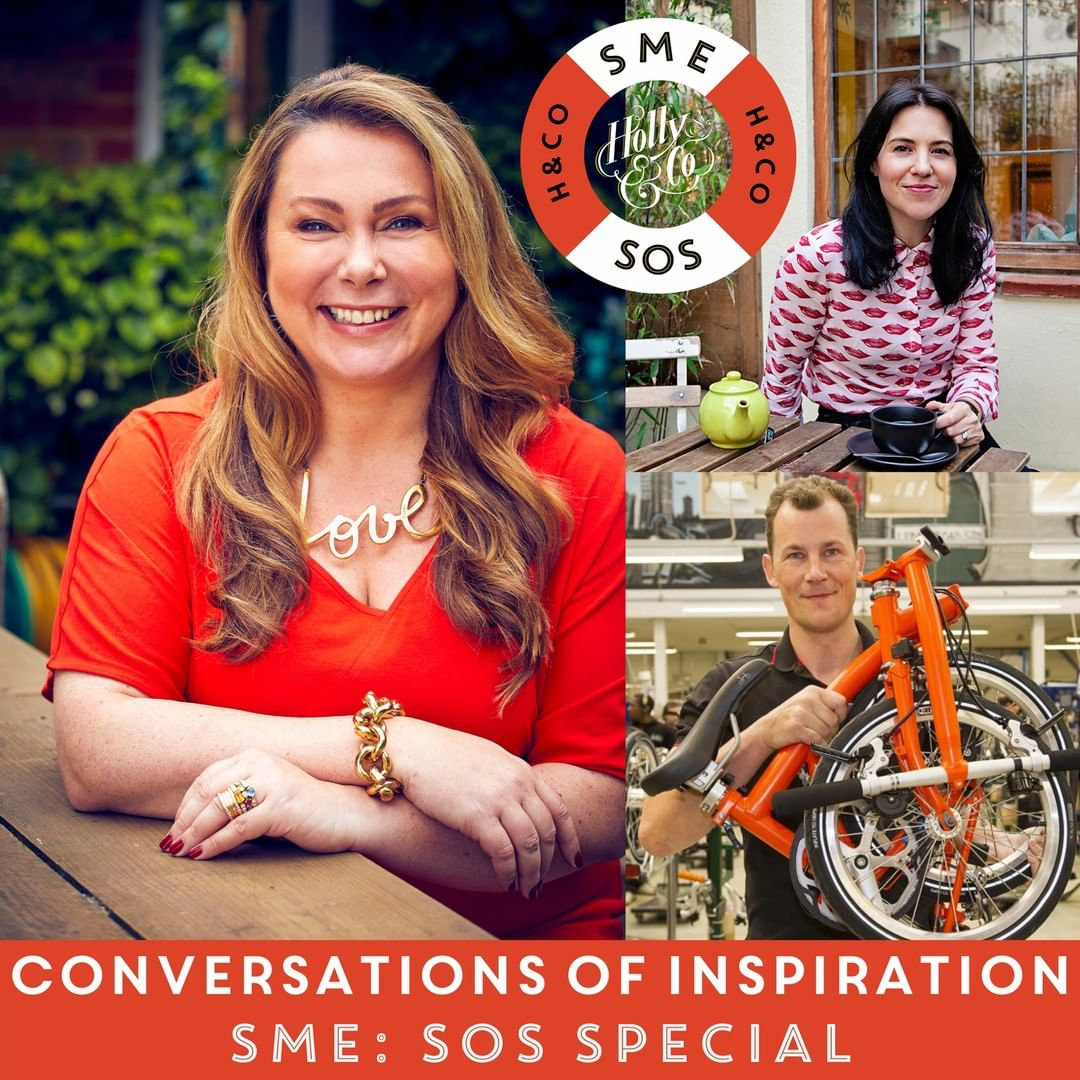 Conversations of Inspiration – SME: SOS Special – Episode 1