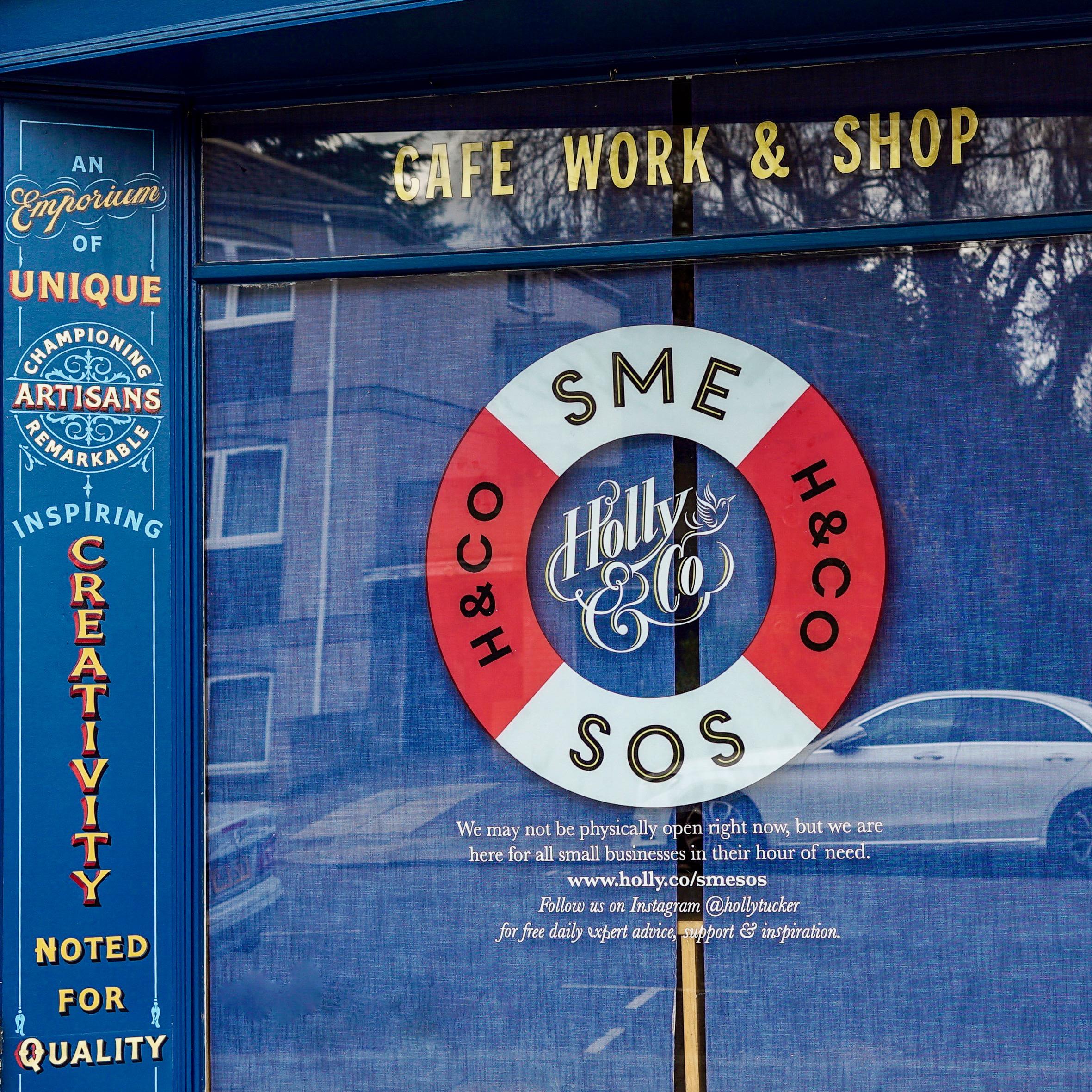 Our Work/Shop – a modern-day 'citizen's advice'