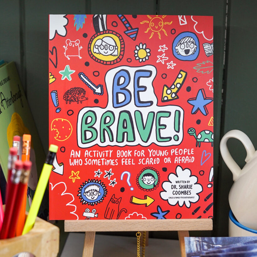 Be Brave Activity Book