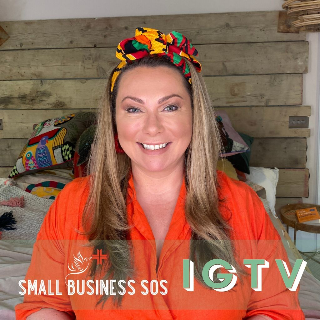 IGTV – Now is the age of the entrepreneur