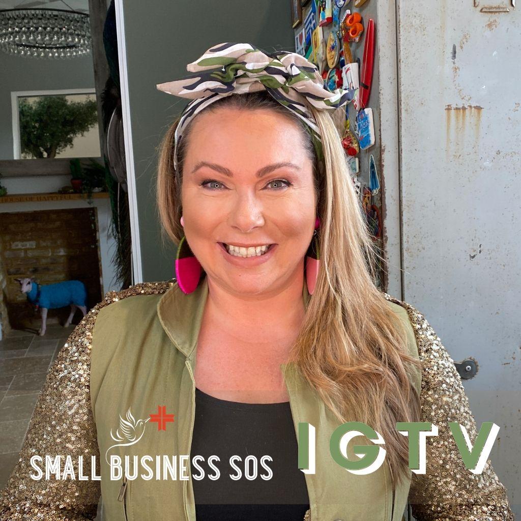 IGTV – Business for good