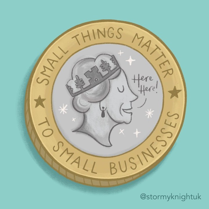 Small things matter to small businesses.