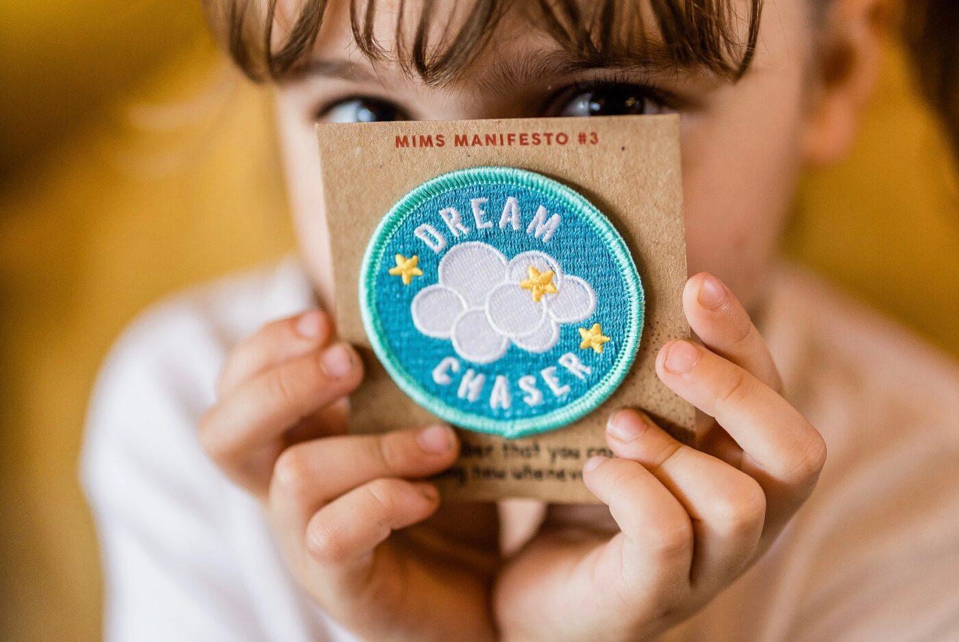Kidpreneur Dream Chaser patch