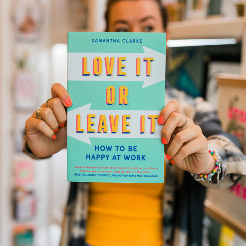 Love it or Leave It - Book