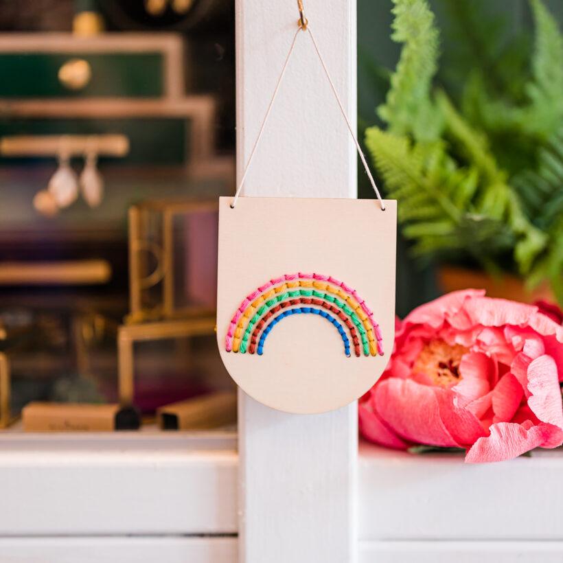 Rainbow Banner Kit