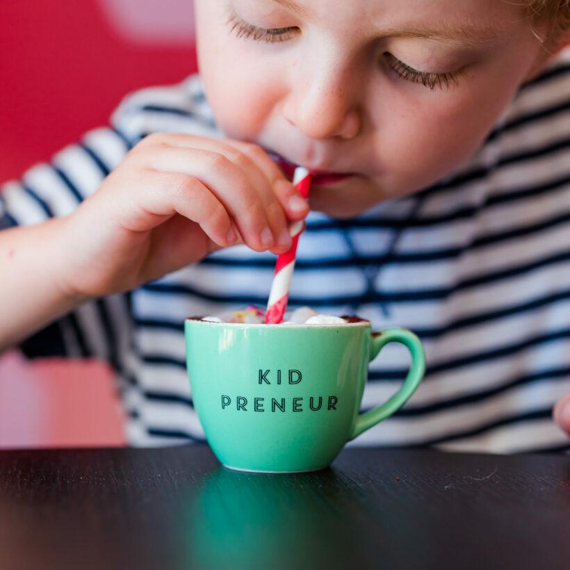 Kidpreneur mini mugs
