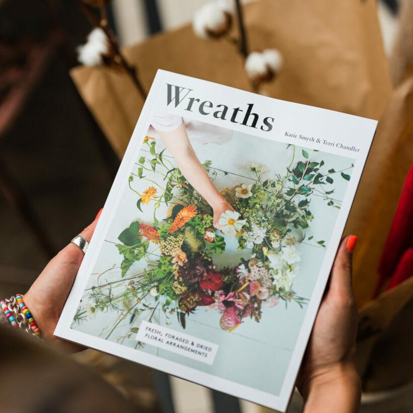 Wreaths Book
