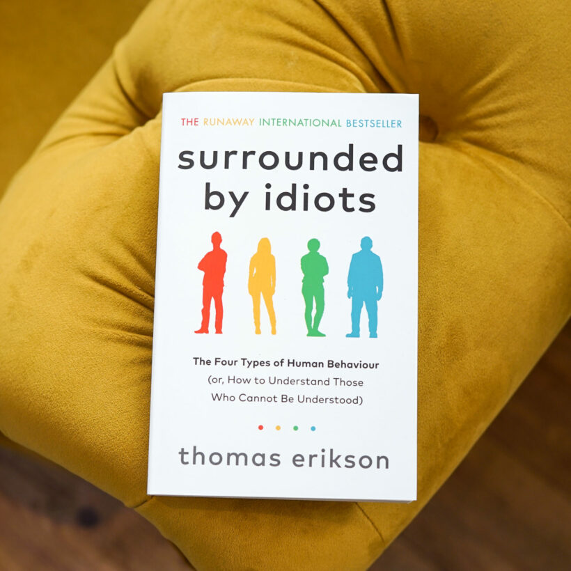 Surrounded by Idiots by Thomas Erikson