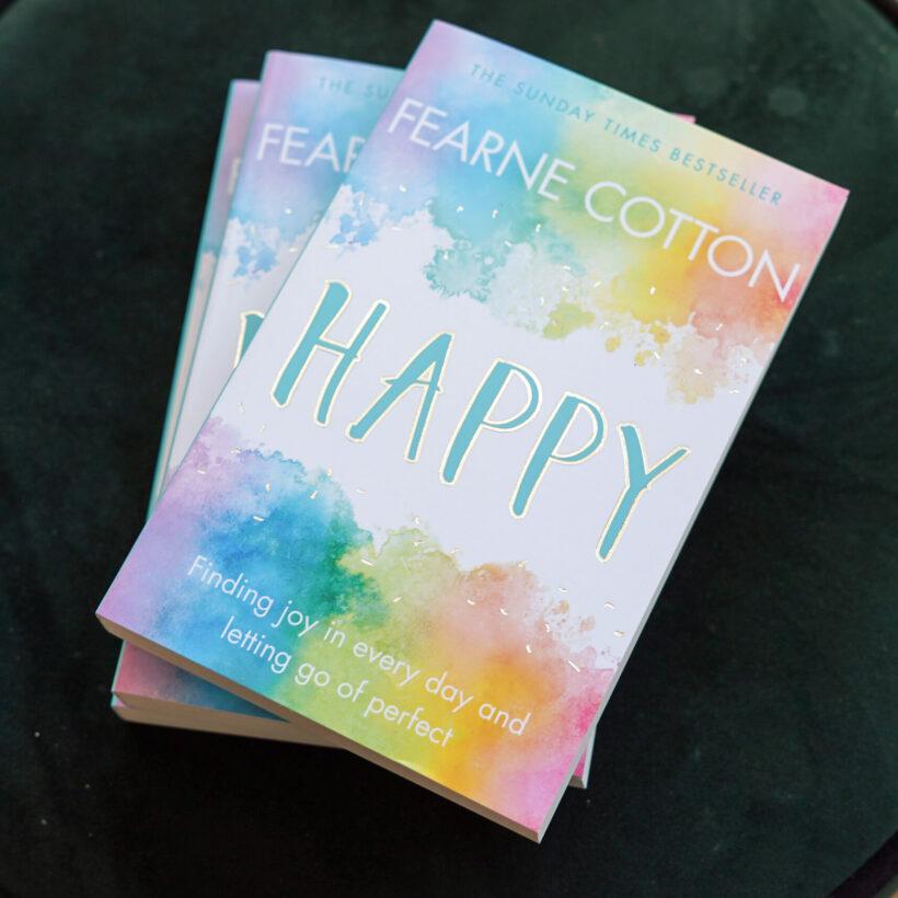 Happy Finding joy by Fearne Cotton