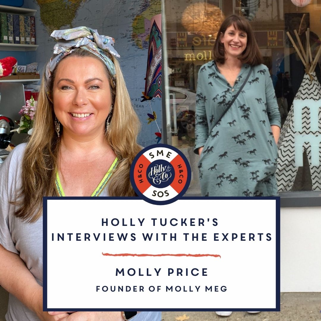 Interviews with The Experts #40 Molly Price