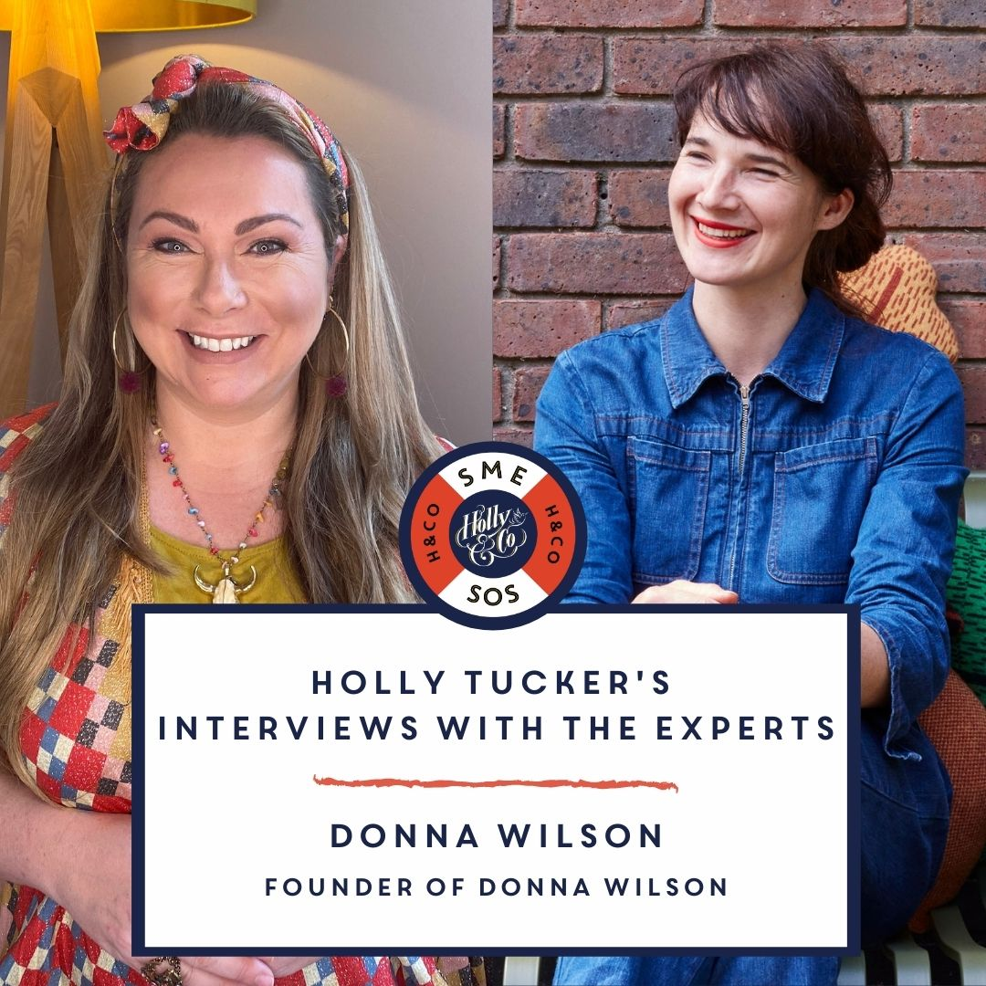 Interviews with The Experts #39 Donna Wilson