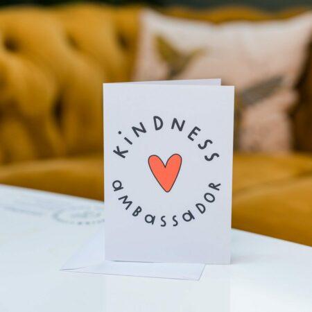 Kindness Ambassador card