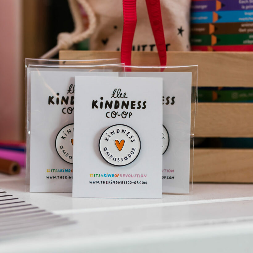 Kindness Ambassador Pin