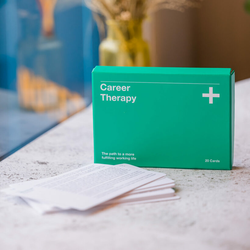 Career Therapy Cards from The School of Life