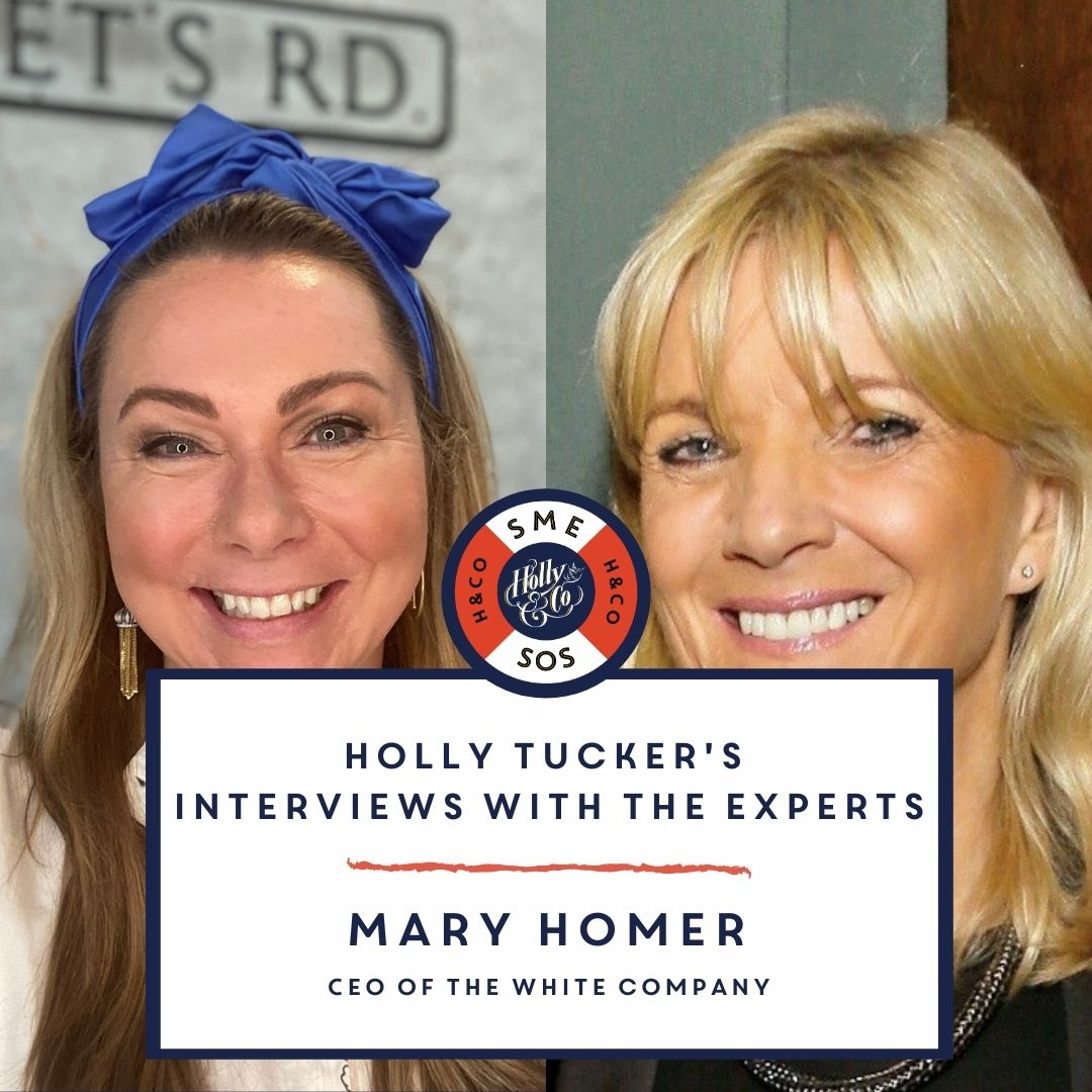 Interviews with The Experts #49 Mary Homer