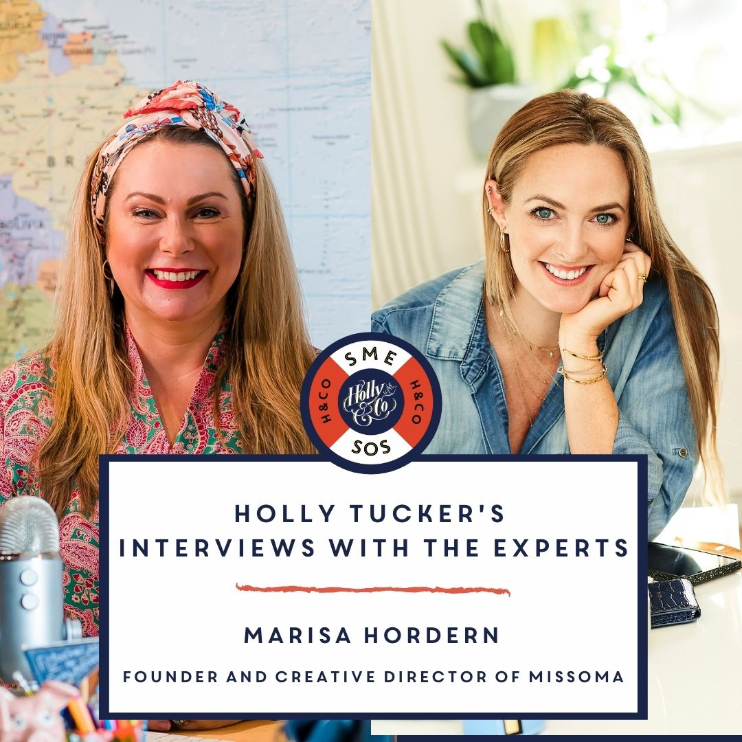 Interviews with The Experts #48 Marisa Hordern