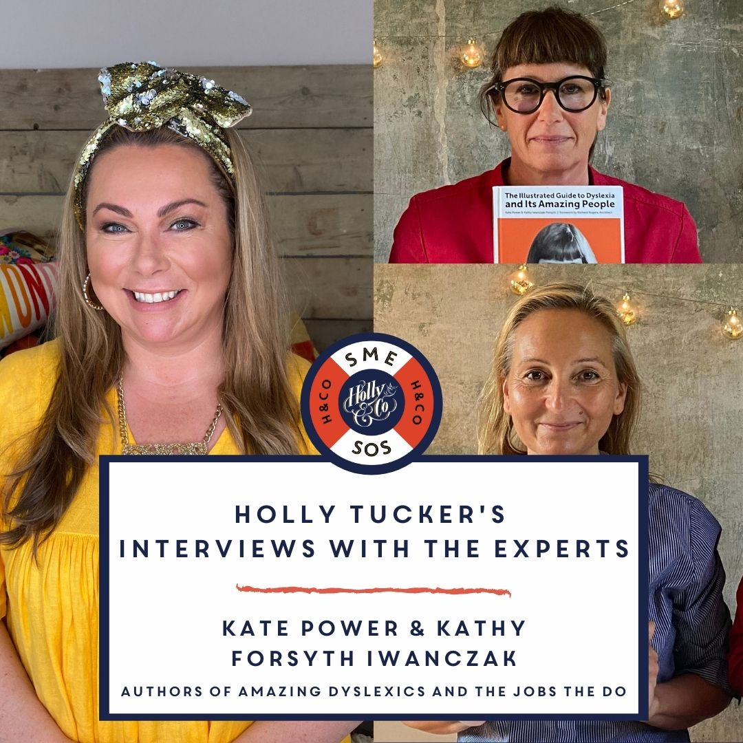 Interviews with The Experts #46 Kate Powers and Kathy Forsyth Iwanczak