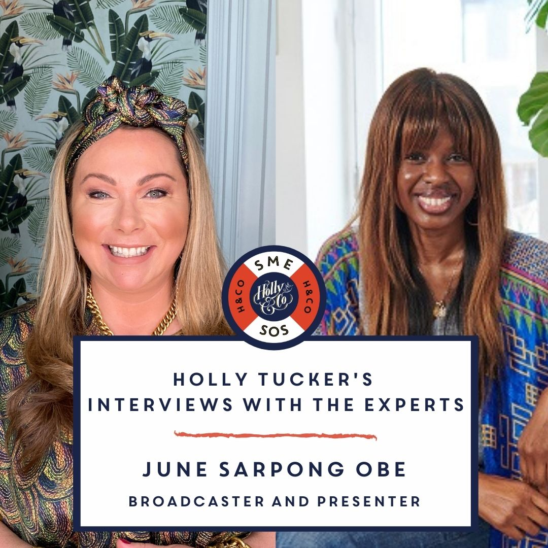 Interviews with The Experts #43 June Sarpong OBE