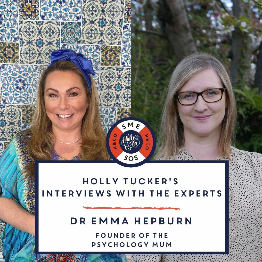 Interviews with The Experts #44 Dr Emma Hepburn