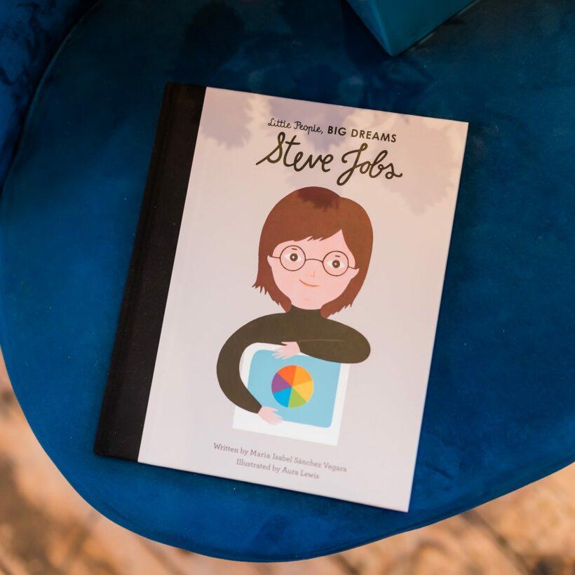 Steve Jobs - Little People Big Dreams