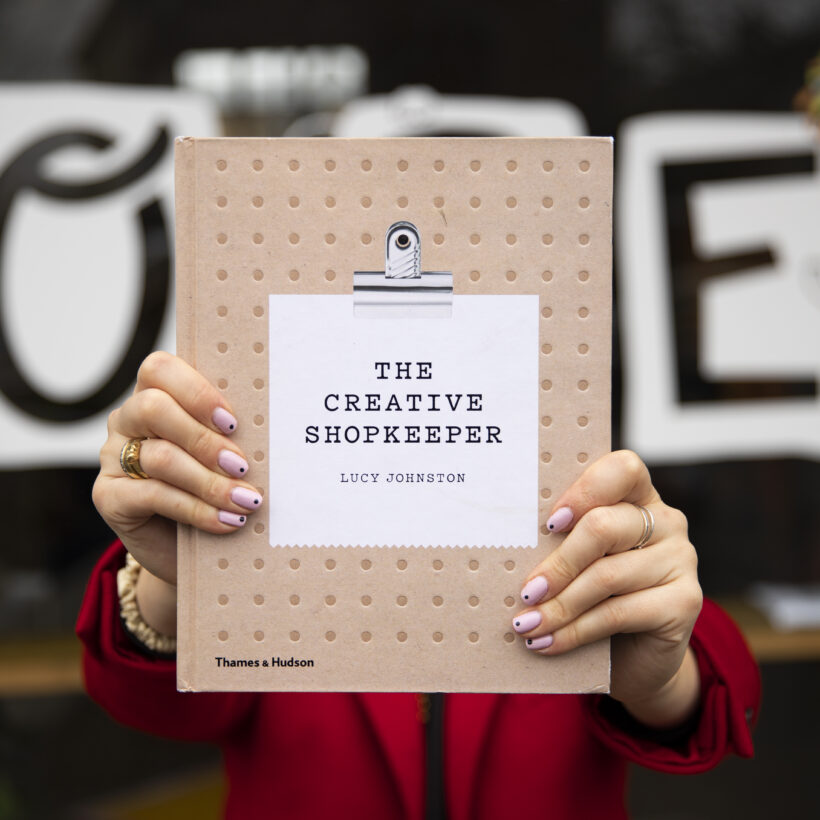 The Creative Shopkeeper Book