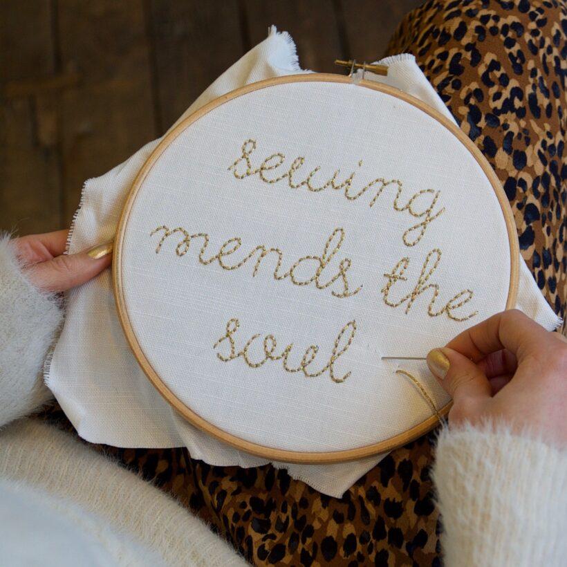 Sewing Kit Make & Mend