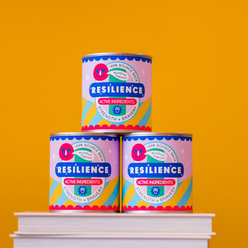 Tins of Resilience
