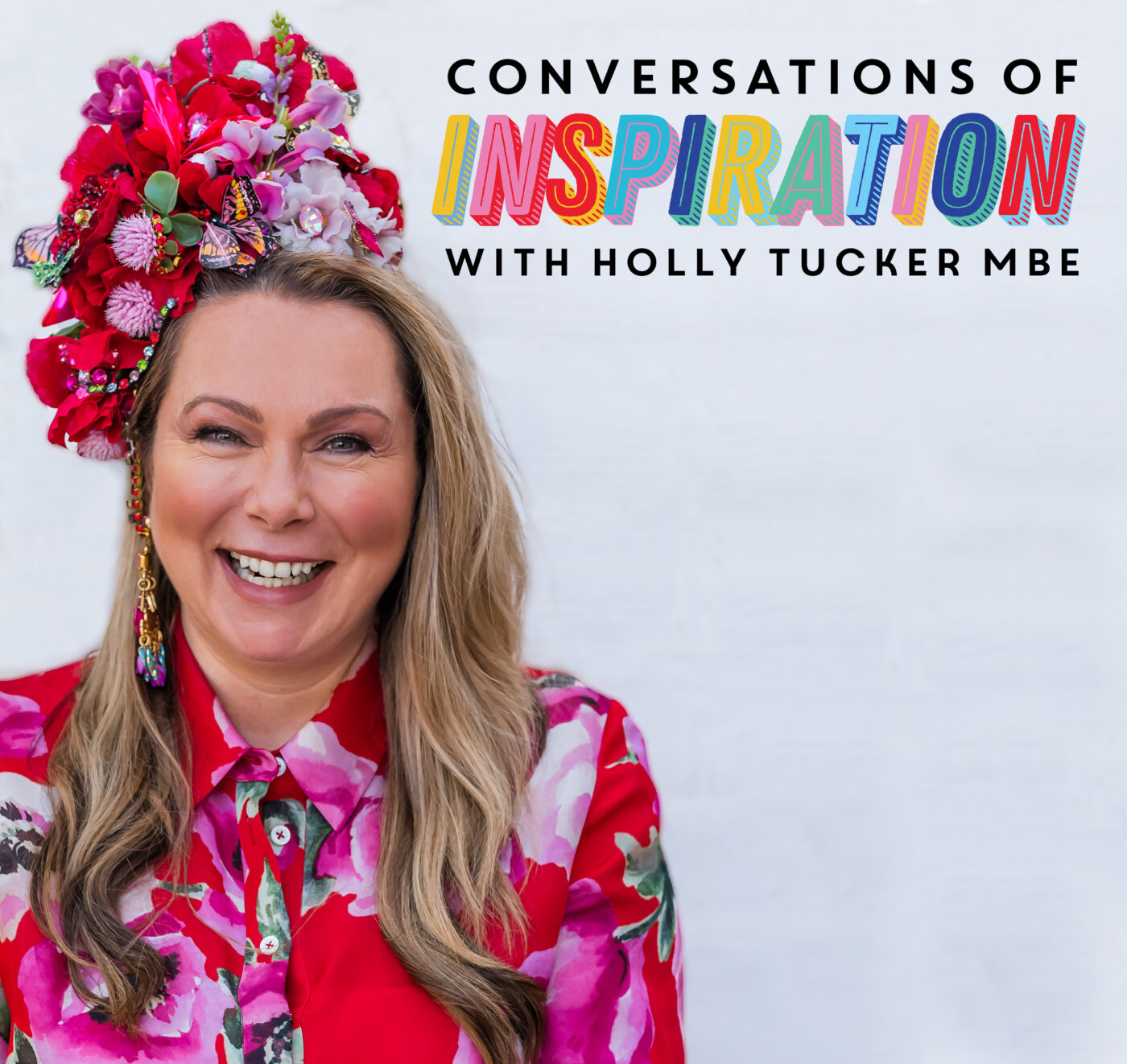 Conversations of Inspiration with Holly Tucker MBE logo