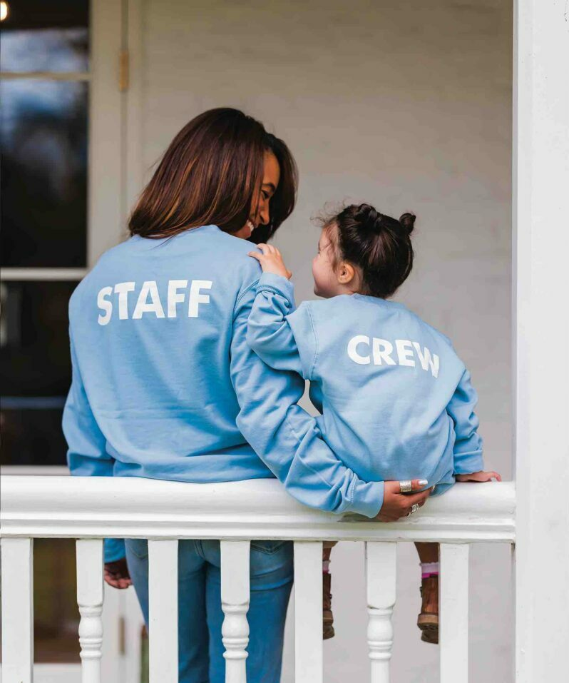 Staff and Crew Jumpers by Bon Tot
