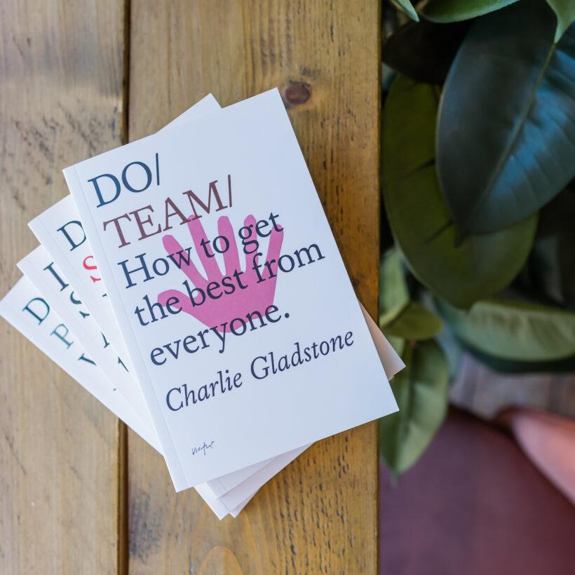 Do Team - Do Book by Charlie Gladstone