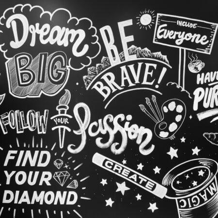 Blackboard theme